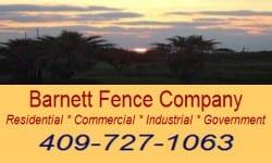 Barnett Fence Company