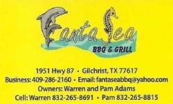 FantaSea BBQ & Grill