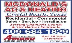 McDonalds AC & Heating